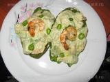Avocado cu creveti