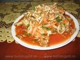 Salata de gulii cu chimen