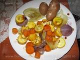 Amestec de legume