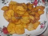 Cipsuri cu usturoi sau chili
