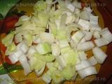 Salata de andive cu maioneza «1/3»