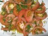 Salata arabeasca de rosii