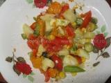 Salata de cartofi cu mazare