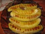 Banane la gratar