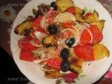 Salata de rosii cu ansoa