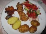 Cartofi noi la cuptor-4