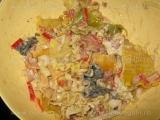Salata de paste cu varza