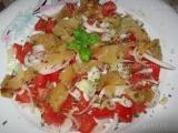 Salata de rosii cu ardei
