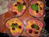 Piscoturi cu fructe de padure
