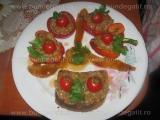 Salata de vinete in ardei