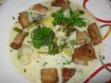Supa de conopida cu busuioc