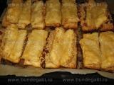 Baghete cu nuca si miere «3/3»