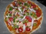 Pizza pe lipie «2/3»