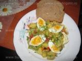 Salata de fenicul cu cartofi