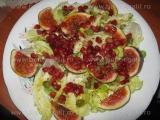 Salata verde cu capere si smochine «2/3»