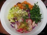 Salata de varza rosie cu ridichi «2/3»