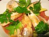 Calamar cu grepfruit si avocado «3/3»