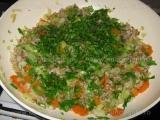 Mancare de arpacas cu legume