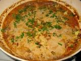 Paste cu sos din carne gatita «2/3»