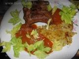 Costita cu ketchup