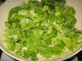 Salata verde in sos alb «1/3»