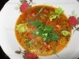 Supa de rosii si ardei copti «3/3»