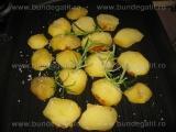 Cartofi copti si prajiti cu rozmarin «2/3»