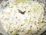 Salata de varza cu maioneza sau iaurt