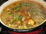 Supa de peste cu creveti «2/3»