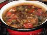 Supa concentrata de legume «2/3»