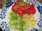 Salata picanta de rosii cu ardei «2/3»
