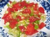 Salata picanta de rosii cu ardei «3/3»