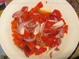 Salata de ceapa cu ardei copt «3/3»