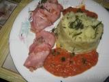 Piure de cartofi cu gulie si dovlecel «3/3»