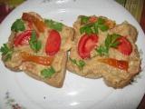 Salata de vinete cu ardei si maioneza
