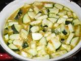 Supa de zucchini cu smantana «1/3»