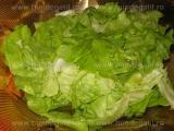 Salata verde in stil transilvanean