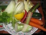 Suc de morcovi cu varza si rubarba «1/3»