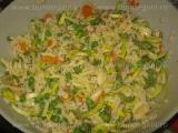 Salata de paste cu mazare «2/3»
