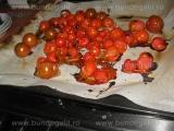 Rosii cherry coapte,cu usturoi «2/3»