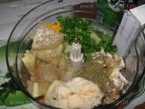 Chiftele de carne si legume «1/3»