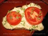 Salata de vinete cu tahini si iaurt