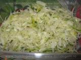 Salata de varza cu castraveti «3/3»