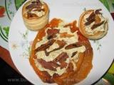Salata de vinete cu fasole