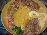 Salata de cartofi cu pui «2/3»