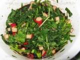 Salata de rucola cu ridichi