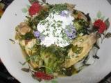Tocana de pui cu broccoli