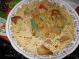 Supa de rata cu varza