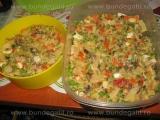 Salata de legume si carne