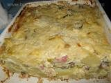 Ciuperci cu cartofi si branza «3/3»
